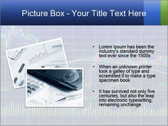 Candlestick chart PowerPoint Template - Slide 20