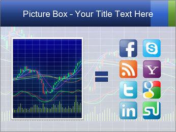 Candlestick chart PowerPoint Template - Slide 21