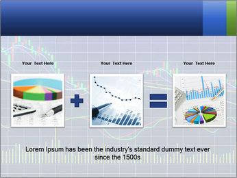 Candlestick chart PowerPoint Template - Slide 22