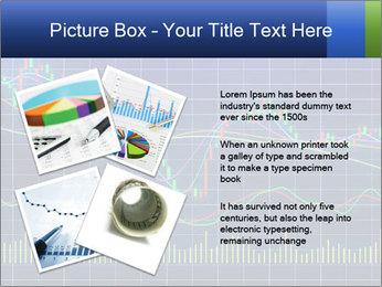 Candlestick chart PowerPoint Template - Slide 23