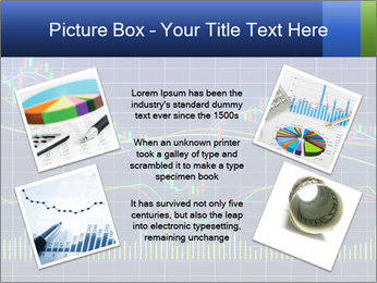 Candlestick chart PowerPoint Template - Slide 24