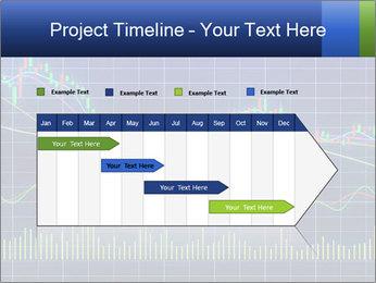 Candlestick chart PowerPoint Template - Slide 25