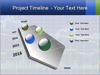 Candlestick chart PowerPoint Template - Slide 26