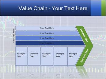Candlestick chart PowerPoint Template - Slide 27