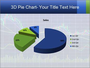 Candlestick chart PowerPoint Template - Slide 35