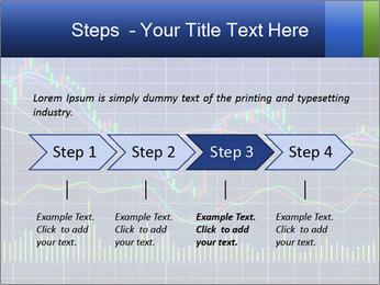 Candlestick chart PowerPoint Template - Slide 4