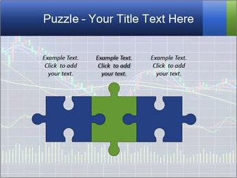Candlestick chart PowerPoint Template - Slide 42