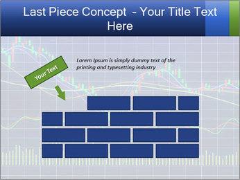 Candlestick chart PowerPoint Template - Slide 46