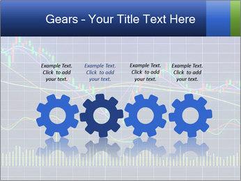 Candlestick chart PowerPoint Template - Slide 48