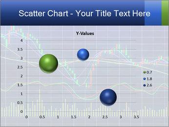 Candlestick chart PowerPoint Template - Slide 49