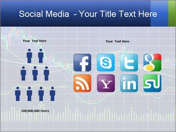 Candlestick chart PowerPoint Template - Slide 5