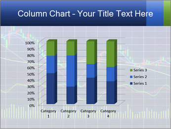 Candlestick chart PowerPoint Template - Slide 50