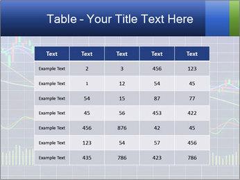 Candlestick chart PowerPoint Template - Slide 55