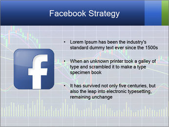 Candlestick chart PowerPoint Template - Slide 6