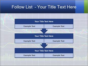 Candlestick chart PowerPoint Template - Slide 60