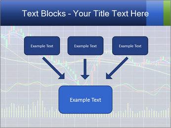 Candlestick chart PowerPoint Template - Slide 70