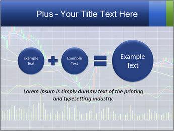 Candlestick chart PowerPoint Template - Slide 75