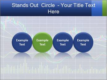 Candlestick chart PowerPoint Template - Slide 76