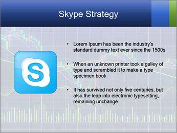 Candlestick chart PowerPoint Template - Slide 8