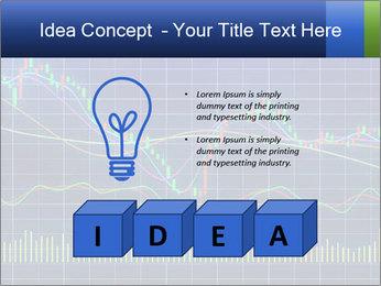 Candlestick chart PowerPoint Template - Slide 80