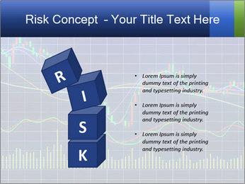 Candlestick chart PowerPoint Template - Slide 81