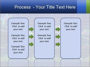 Candlestick chart PowerPoint Template - Slide 86