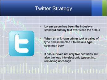 Candlestick chart PowerPoint Template - Slide 9
