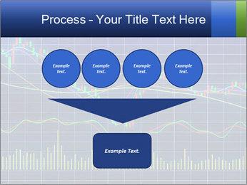 Candlestick chart PowerPoint Template - Slide 93