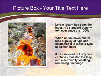 Source of Tinto river PowerPoint Templates - Slide 13