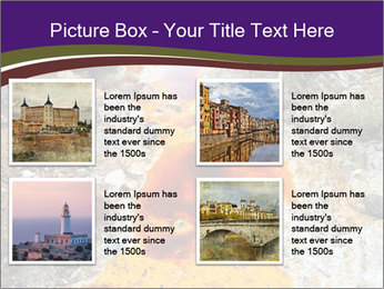 Source of Tinto river PowerPoint Templates - Slide 14