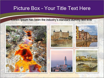 Source of Tinto river PowerPoint Templates - Slide 19