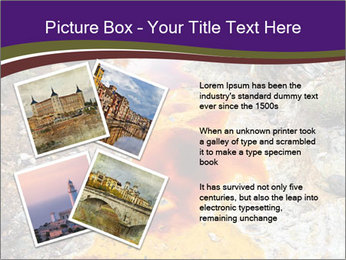 Source of Tinto river PowerPoint Templates - Slide 23