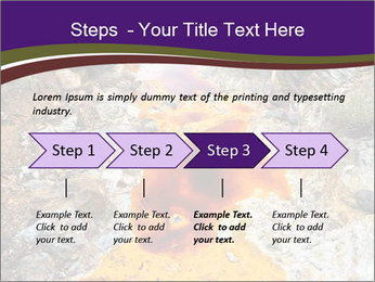 Source of Tinto river PowerPoint Templates - Slide 4