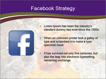 Source of Tinto river PowerPoint Templates - Slide 6