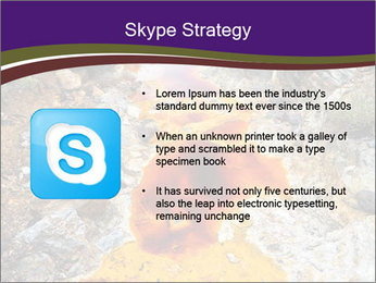 Source of Tinto river PowerPoint Templates - Slide 8
