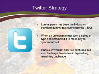 Source of Tinto river PowerPoint Templates - Slide 9