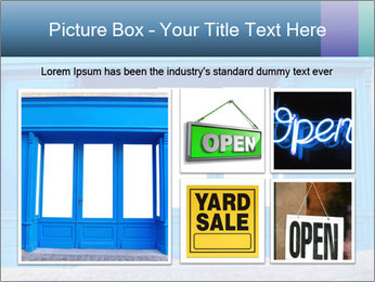 Front store PowerPoint Templates - Slide 19