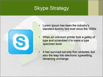 Stevia leaves PowerPoint Templates - Slide 8
