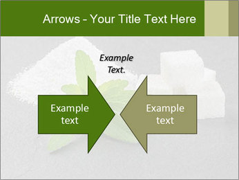 Stevia leaves PowerPoint Templates - Slide 90