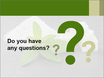Stevia leaves PowerPoint Templates - Slide 96