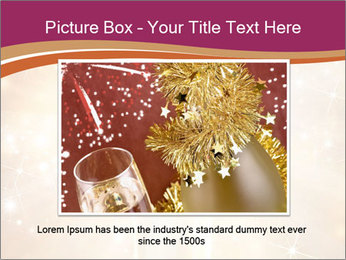Abstract Christmas PowerPoint Templates - Slide 15
