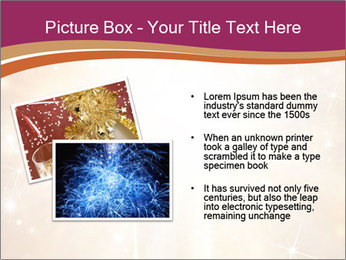 Abstract Christmas PowerPoint Template - Slide 20