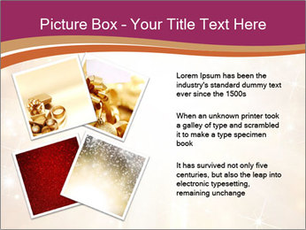 Abstract Christmas PowerPoint Template - Slide 23