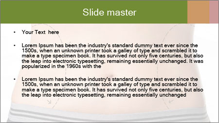 Plastic surgery PowerPoint Template - Slide 2