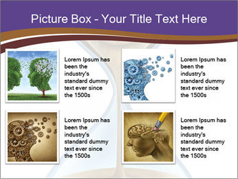 Aging process PowerPoint Template - Slide 14