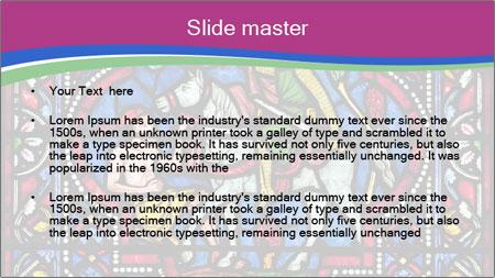 Saint Martin PowerPoint Template - Slide 2