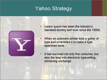Night lights City PowerPoint Templates - Slide 11