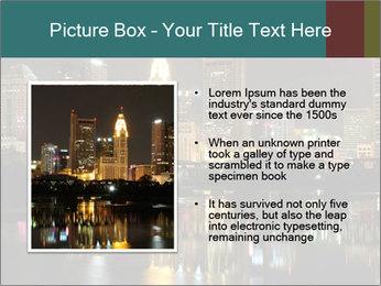 Night lights City PowerPoint Templates - Slide 13