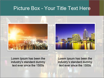 Night lights City PowerPoint Templates - Slide 18