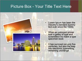 Night lights City PowerPoint Templates - Slide 20